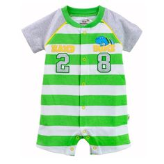 >> Click to Buy << Baby boys clothes Newborn Shortall Baby One piece Clothes Toddler Overalls Babywear baby jumpsuit green #Affiliate