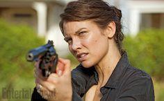The Walking Dead Season 6 images: Maggie