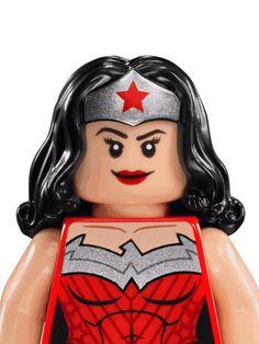 Mujer Maravilla - Personajes - DC Comics Super Heroes LEGO.com