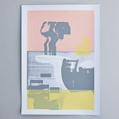 Limited Works - Hand crafted art prints — Damien Tran - Kalamitsi