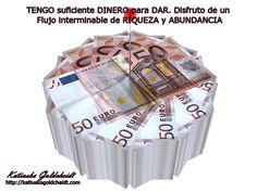"""LA GENEROSIDAD CON EL DINERO. Cuando eres  generoso con el dinero, y te sientes cómodo compartiéndolo, está mandando el mensaje de """"Tengo Bastante"""". No debe sorprenderte que muchos de los multimillonarios del mundo son también grandes filántropos. http://katiuskagoldcheidt.com/la-generosidad-con-el-dinero/"""