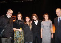Θεατρική παράσταση για την Ταμάρα Σιμαντώβ: «Το έργο των μαθητών δημιουργεί ελπίδα για το μέλλον»