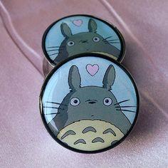 My Neighbour Totoro Anime Studio Ghibli by Sarah Jane on Etsy