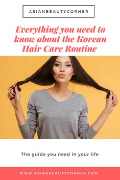 Apr 2018 - Korean Hair Care Routine: What It is and How It Works? Read our guide and discover more about the Korean Hair Care Routine and how it is beneficial. Natural Hair Mask, Natural Hair Styles, Natural Makeup, Natural Beauty, Homemade Shampoo, Skin Tag Removal, Clean Face, Facial Hair, Hair Loss