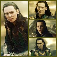 Loki Thor The Dark World photos