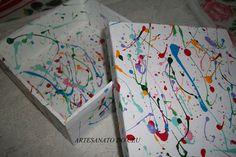 Caixa Pollock - R$ 20,00 Cod. PCX 016