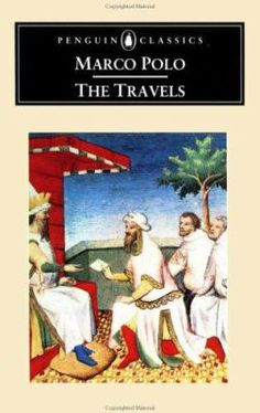 Cover art for The Travels