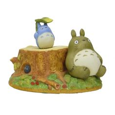 Music box   My Neighbor Totoro / rain