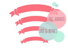 friday freebies :: free-flying-banners