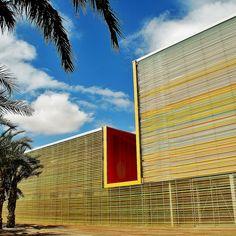 Auditorium in Cartagena / Selgas Cano