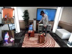 Microsoft: con HoloLens la comunicazione diventa 3D - http://www.tecnoandroid.it/hololens-comunicazione-diventa-3d/ - Tecnologia - Android