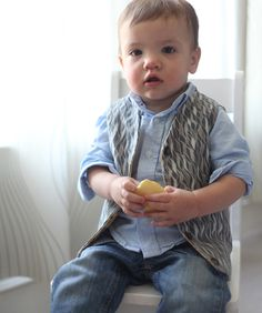 Reversible Baby Vest Tutorial With Free Pattern