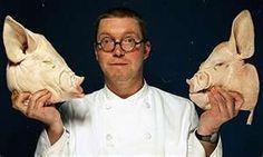 Chef Fergus Henderson - a pioneer!