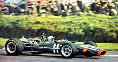 1968 Race of Champions (Pedro Rodríguez) BRM P133