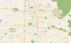 Map template (MapBOX) West Valley City, Web Design, Map, Templates, Design Web, Location Map, Stencils, Maps, Website Designs