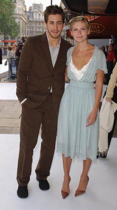 Jake Gyllenhaal dated Kirsten Dunst