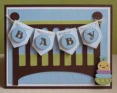 baby steps cricut cartridge layout idea | Card ideas / This card is ADORABLE!!! Cricut Baby Steps cartridge# ...