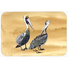 Found it at Wayfair - Pelican Kitchen/Bath Mat
