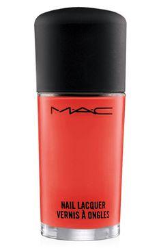 MAC Nail Lacquer 'Fiestaware' /// #nails