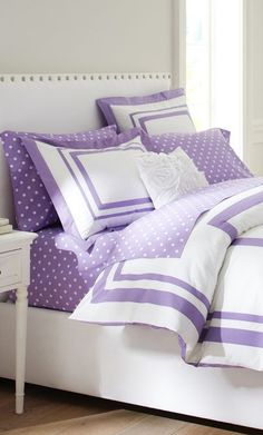 Organic Girl's Bedding- Perfect for Bella's room.