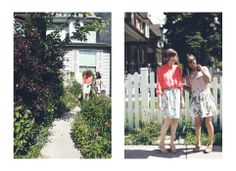 Robber BFFs lookbook, photographed by @Arden Illyria Wray