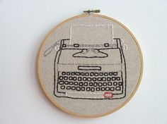 Embroidery by Moxiedoll, via the makedo-and-mend.b...