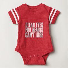 Clear Eyes, Full Hearts, Can't Lose Texas Football Tshirt
