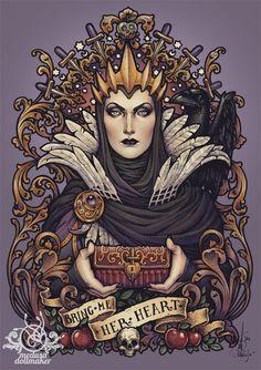 Medusa Dollmaker – Illustration, art and design!