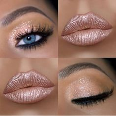 Gorgeous Makeup: Tips and Tricks With Eye Makeup and Eyeshadow – Makeup Design Ideas Gorgeous Makeup, Pretty Makeup, Love Makeup, Makeup Inspo, Makeup Inspiration, Beauty Makeup, Makeup Ideas, Simple Makeup, Beauty Tips