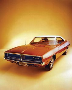 Dodge Charger Hardtop Coupé 1969 – Foto: Chrysler Group LLC