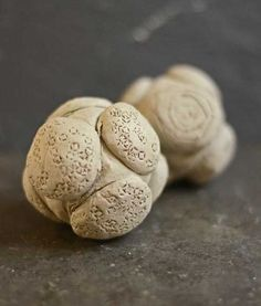 The mystery of the Neolithic stone balls. Make your own carved ball with this stone age craft for kids.