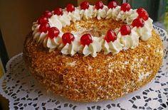 300 g Butter, zimmerwarm Chocolate Cherry Cake, Cheesecake, Lisa, Amazing Cakes, Desserts, Food, Mascarpone Dessert, Philadelphia Torte, French Toast