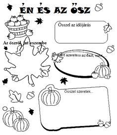 Töltse ki a kért információkkal az őszről! School Frame, Cicely Mary Barker, Autumn Crafts, School Hacks, Fall Halloween, Special Education, Games For Kids, Kids Learning, Kids Playing