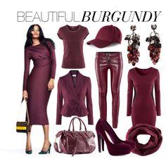Beautiful Burgundy