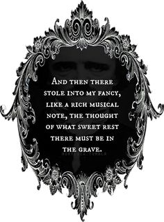 Find images and videos about quotes and edgar allan poe on We Heart It - the app to get lost in what you love. Meditation, Dark Quotes, Devil Quotes, My Sun And Stars, After Life, Edgar Allan, Isfp, Quotations, Qoutes