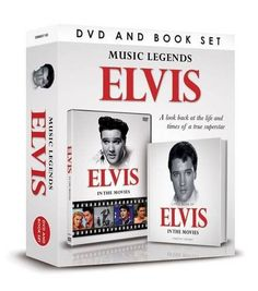 Music Legends: Elvis ELVIS - IN THE MOVIES DVD: Elvis Presley was known to the world as the King of Rock and Roll but was also one of the top-10 movie stars of his era. The scenes in this DVD documentary speak volumes abo http://www.MightGet.com/january-2017-12/music-legends-elvis.asp