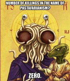 A bit of a laugh that can offend at times. Losing My Religion, Anti Religion, Flying Spaghetti Monster, Sarcasm Humor, Atheist Humor, Religious People, Keep It Real, Knowing God, Atheism