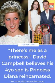 """""""We showed him a photo of Diana, and Billy said: 'There's me as a princess. Then one day the sirens came and I wasn't a princess anymore."""