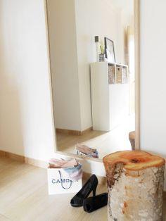 tronco de madera para decorar