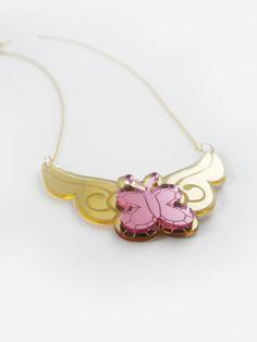 Fluttershy - My Little Pony Element of Kindness Necklace