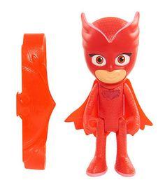PJ Masks 3 inch Light Up Figure - Owlette