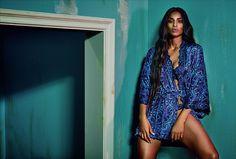 10 Ciara by Francesco Carrozzini for Roberto Cavalli's Fall:Winter 2015 Advertising Campaign