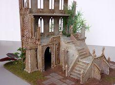 WIP: jungle temple