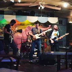 @finite_fidelity_band rocking at @carousellounge #livemusic #austinmusic #rocknroll