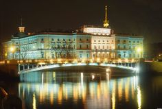 The Sights Of St. Petersburg. Travel. Tourism.