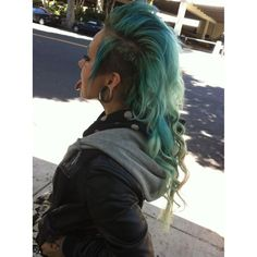 My hair today!!!!<3 - launched a thousand ships in my heart ❤ liked on Polyvore featuring hair, girls, other, hairstyles and people