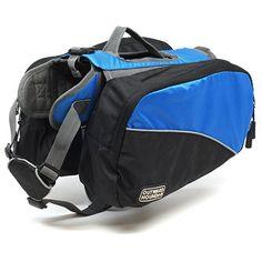 Outward Hound Kyjen Dog Backpack for Dog Bug Out Bag