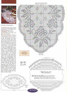 Croche maravilha de arte: croche filé