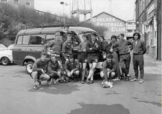 Chelsea Club Van 1970s - hardly changed a bit has it?