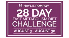 28-Day FMD Challenge Homepage Sidebar